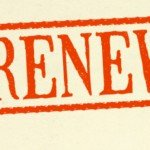 Renew graphic