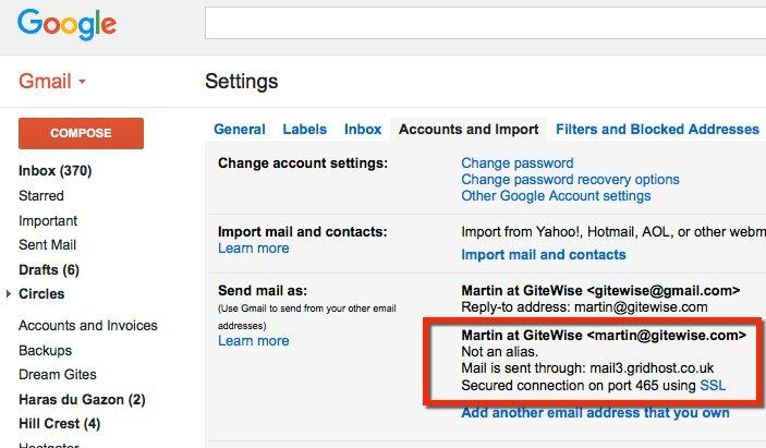 Gmail setup 7